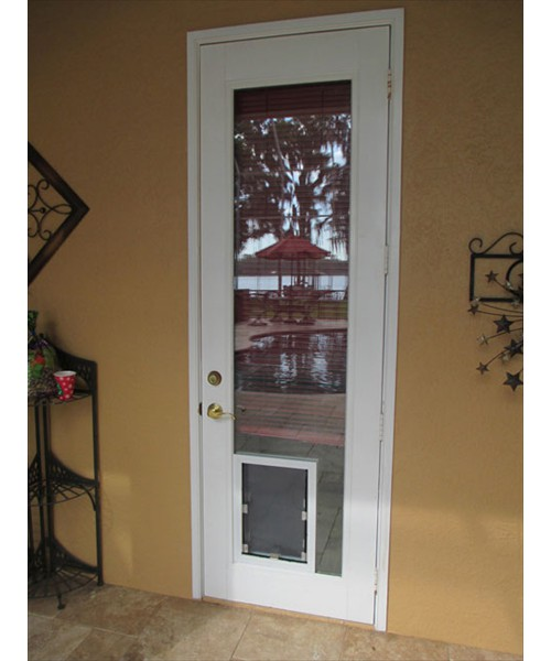 Pet doors in glass tampa bay fl in glass pet door planetlyrics Images