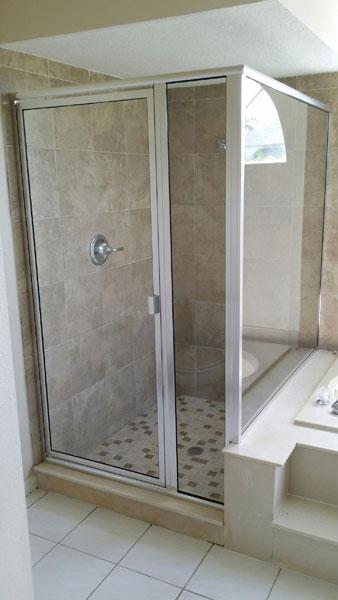 Framed Shower Enclosures Tampa Bay Fl Shower Doors